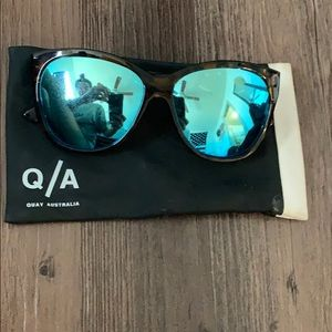 Quay Sunglasses About Last Night
